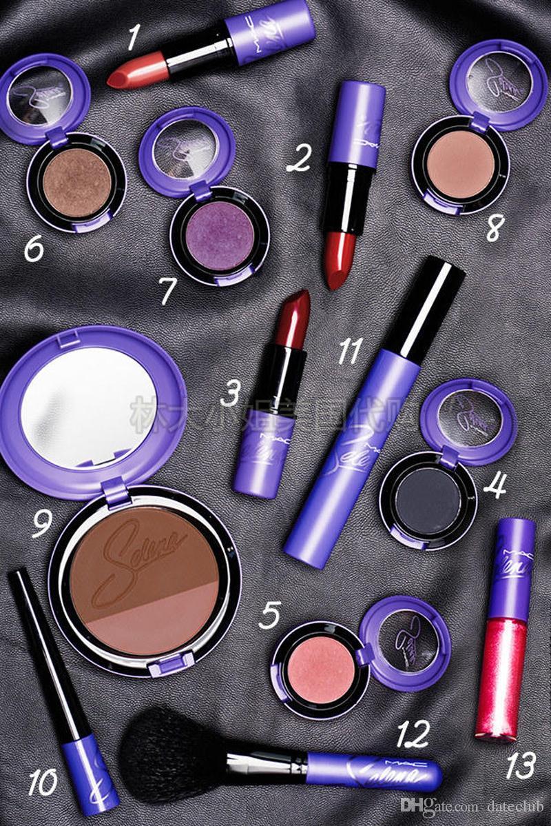 NEW Selena Collection MATTE LIPSTICK Fashion Makeup Waterproof Beautiful Cosmetics GIFT