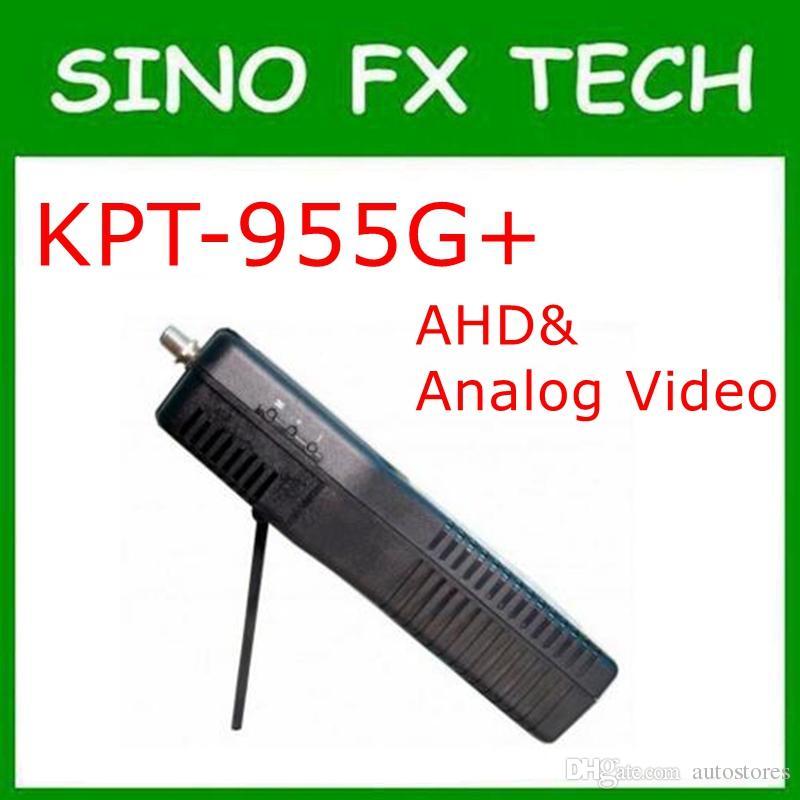 KPT-955G+ DVB-S satellite finder MPEG2 satfinder meter multifunction for PVR, video player, AHD cctv camera monitor KPT-955G+
