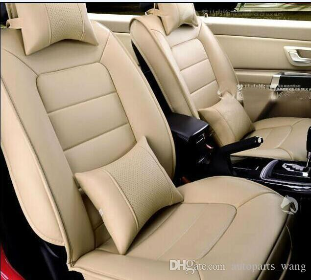 Volkswagen Polo Passat Jetta Authentic Leather Car Covers Cars Seats Cushion Super Quality Seat Price Rear Protector From