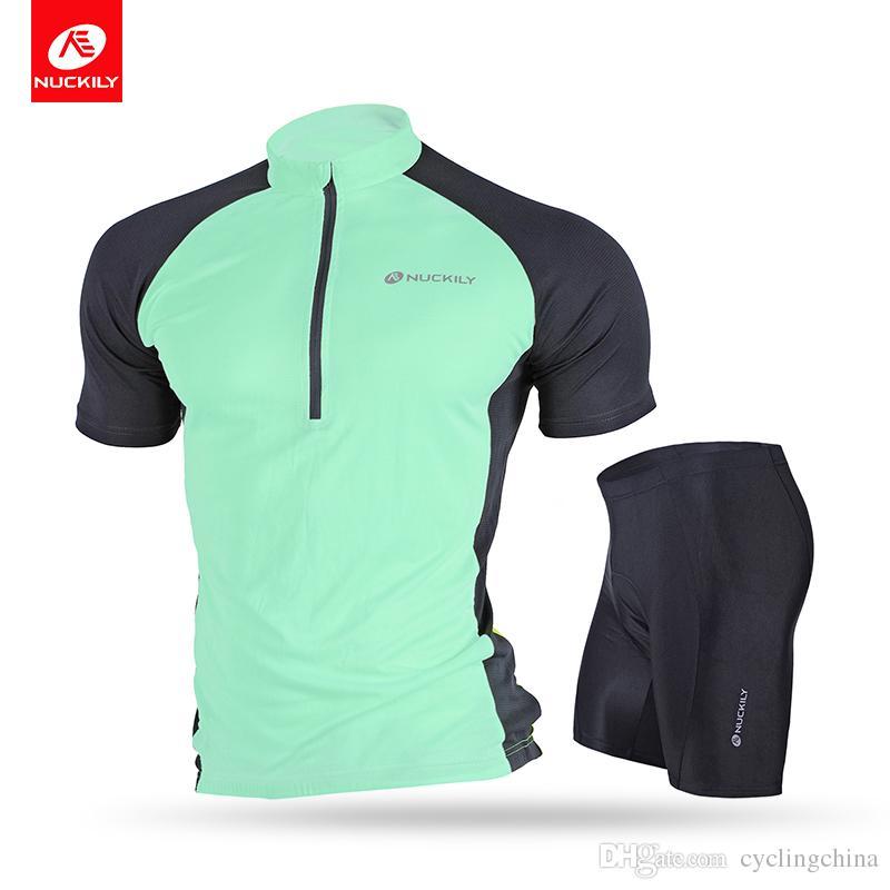 873316e8eb7 Nuckily Men s Summer Classic Lightweight Short Sleeve Cycling Jersey ...