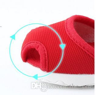 2017 wholesale colorful baby walk shoes for infant wear-resisting baby shoes 0~3 years old spring and autumn soft toddler shoes