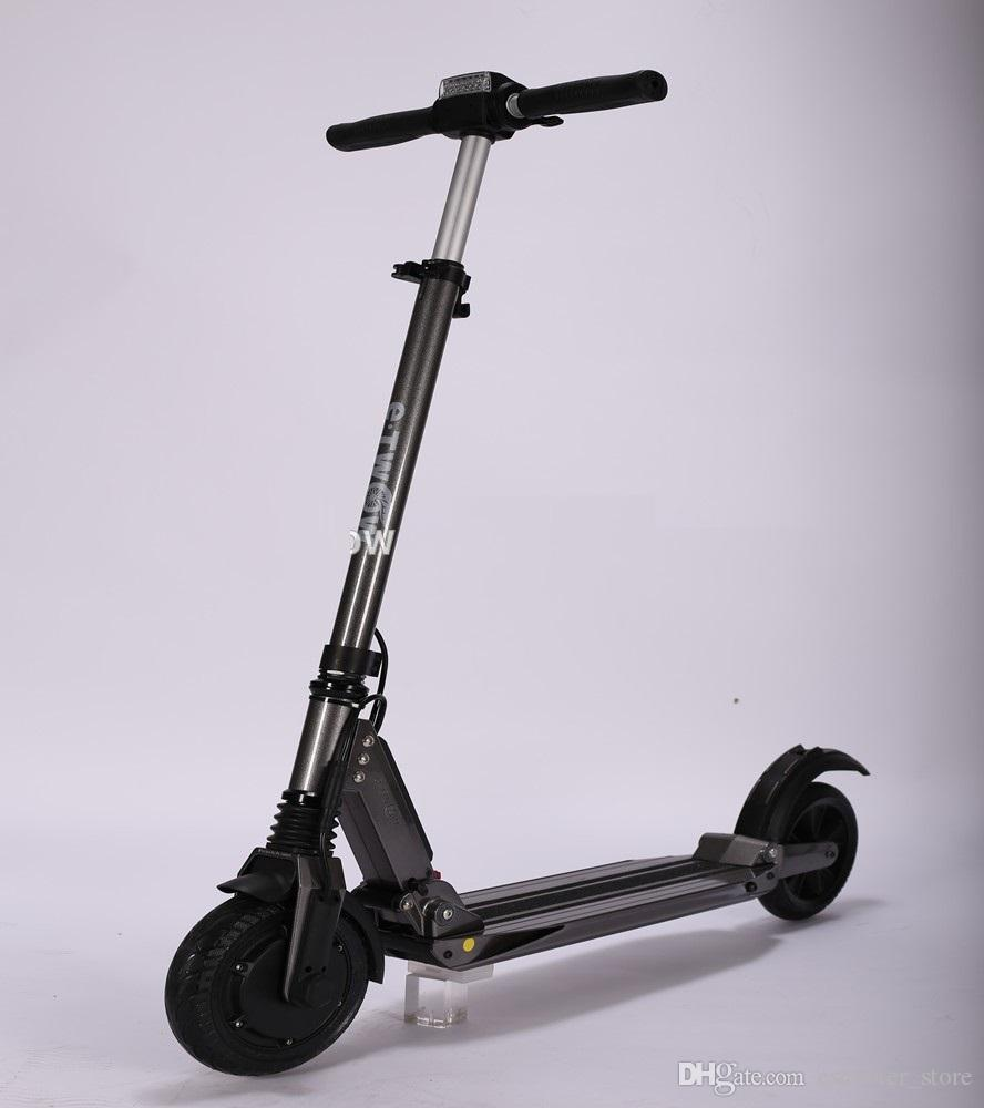 2019 500w E Twow S2 Booster Electric Scooter Stand Up 2