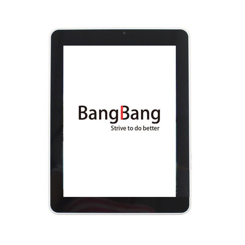Wholesale- 2pcs/bag Screen Protector Anti-glare Clear HD Protective Film for Teclast P85 8 inch Tablet + Cleaning Cloth