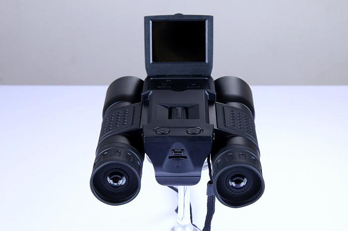 Digital day and night telescopes with gps wifi display camera and