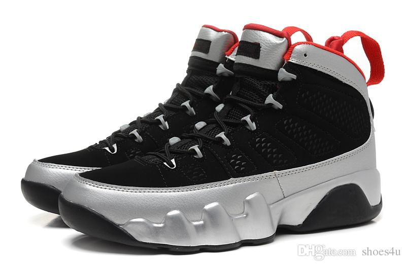 Erkekler Için 2017 Ucuz 9 IX Basketbol Ayakkabı, moda Yüksek Kalite Sneakers Eğitmen Atletizm Çizmeler J9 Açık Ayakkabı Eur 41-47