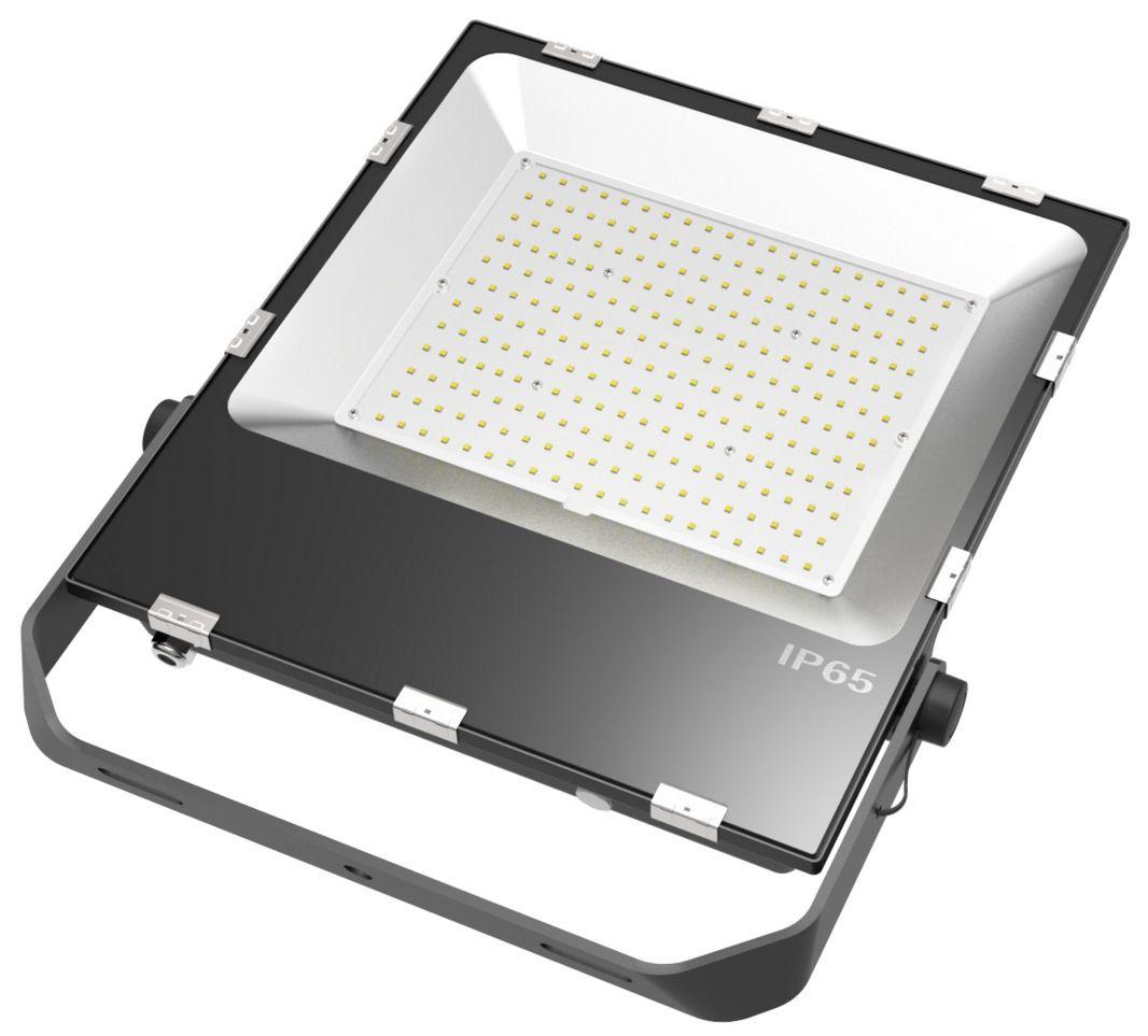 Ультра-тонкий литой свет 150 Вт 200 Вт открытый светодиодные прожекторы водонепроницаемый IP65 светодиодные прожекторы стены пакет лампы AC 85-265 в Бесплатная доставка