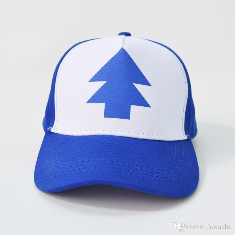 2019 New Summer Adult Kids Gravity Mabel Dipper Pines Bill Cool Cosplay Caps Baseball Mesh Net Trucker Caps Hat