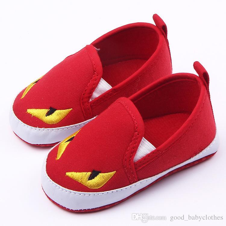 Brand New Baby Обувь Prewalker мультфильм животных Для девочек Для мальчиков ясельного возраста Мокасины bebés Infantis Sapatos Первый Walkers Newborn