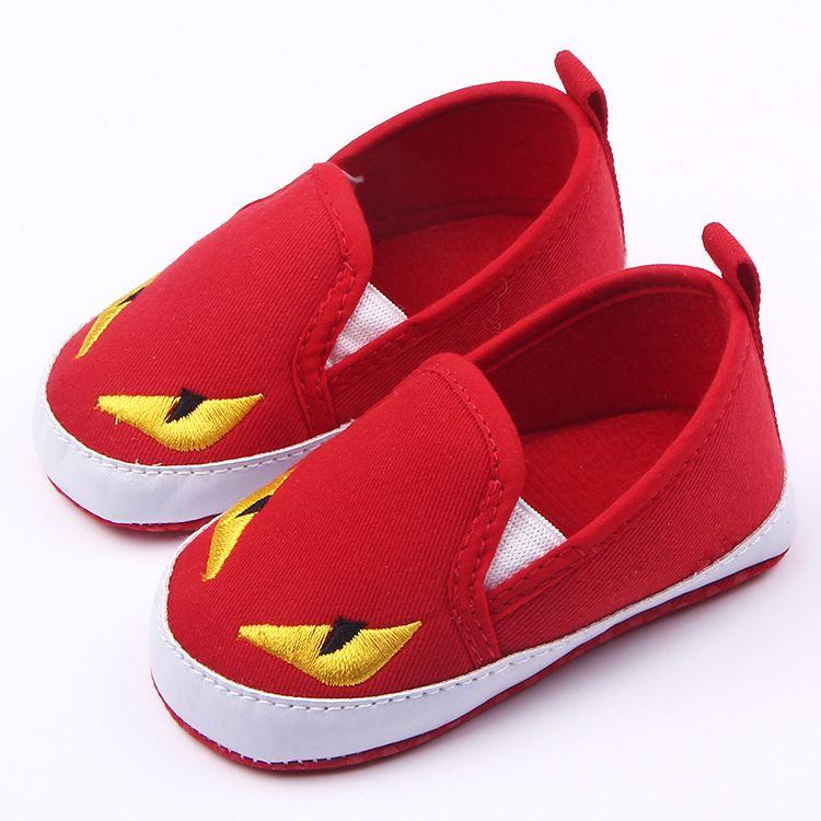 Marque Nouveau Bébé Chaussures Prewalker Cartoon Animal Filles Garçons Tout-Petits Mocassins Bebes Infantis Sapatos Premiers Marcheurs Nouveau-Né