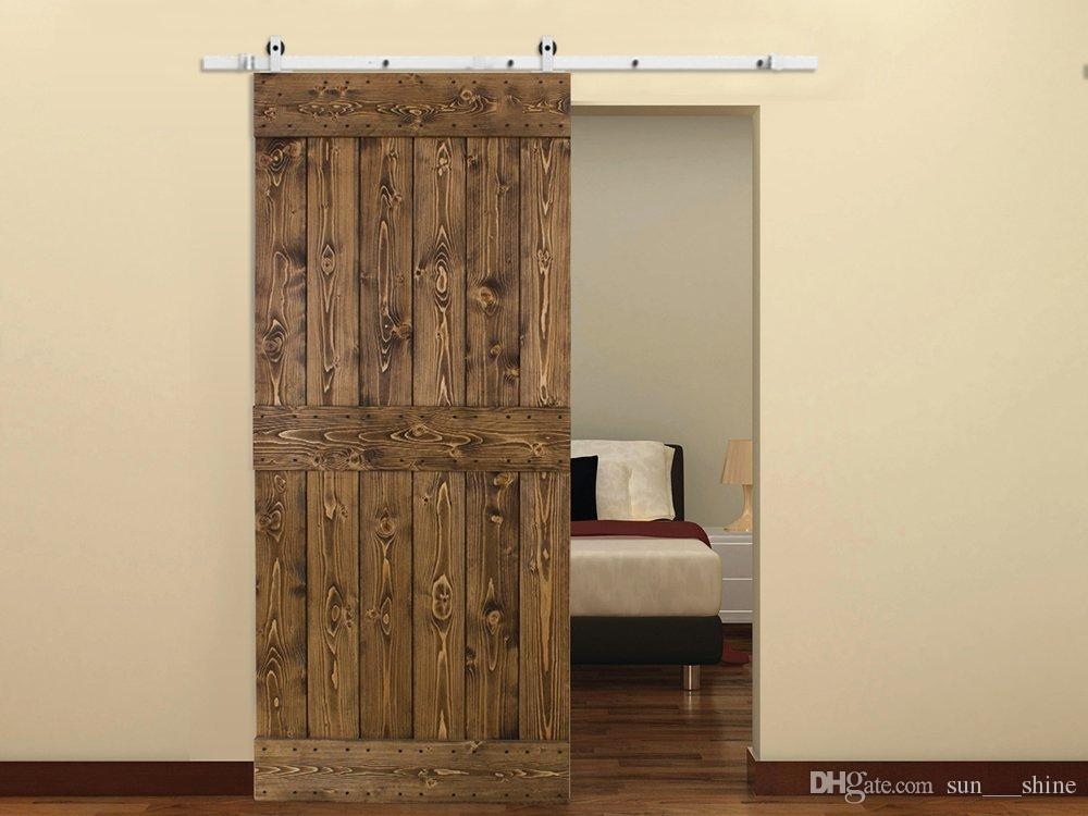 Großhandel 5 16 Ft Soft Off Single Neue Art Single Door Kit Folie ...