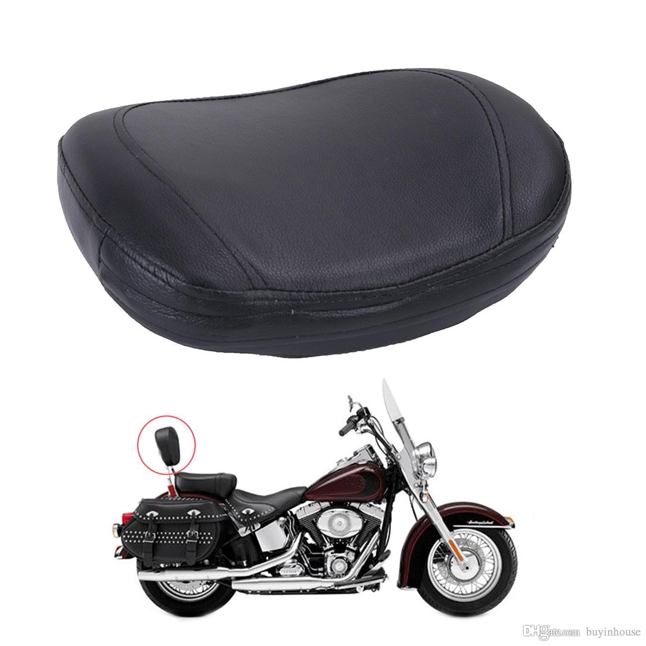 Padded Motorcycle Seat Covers Velcromag