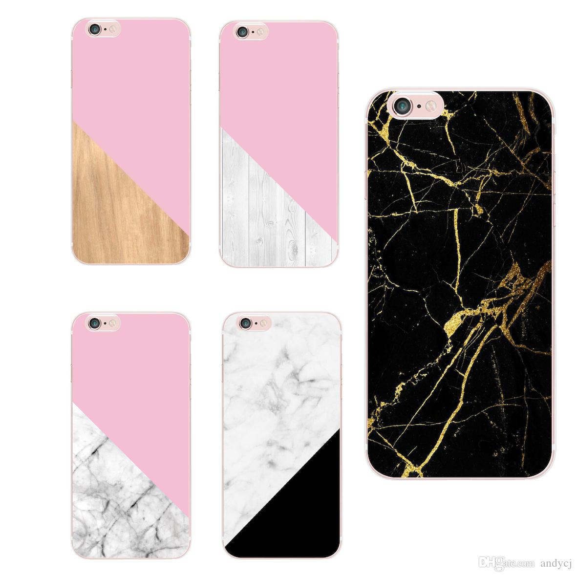 fashion colorful marble stone cover skin transparent soft tpu casesfashion colorful marble stone cover skin transparent soft tpu cases for apple iphone 5 5s se 6 6s plus 7 plus best cell phone case cell phone case wallet