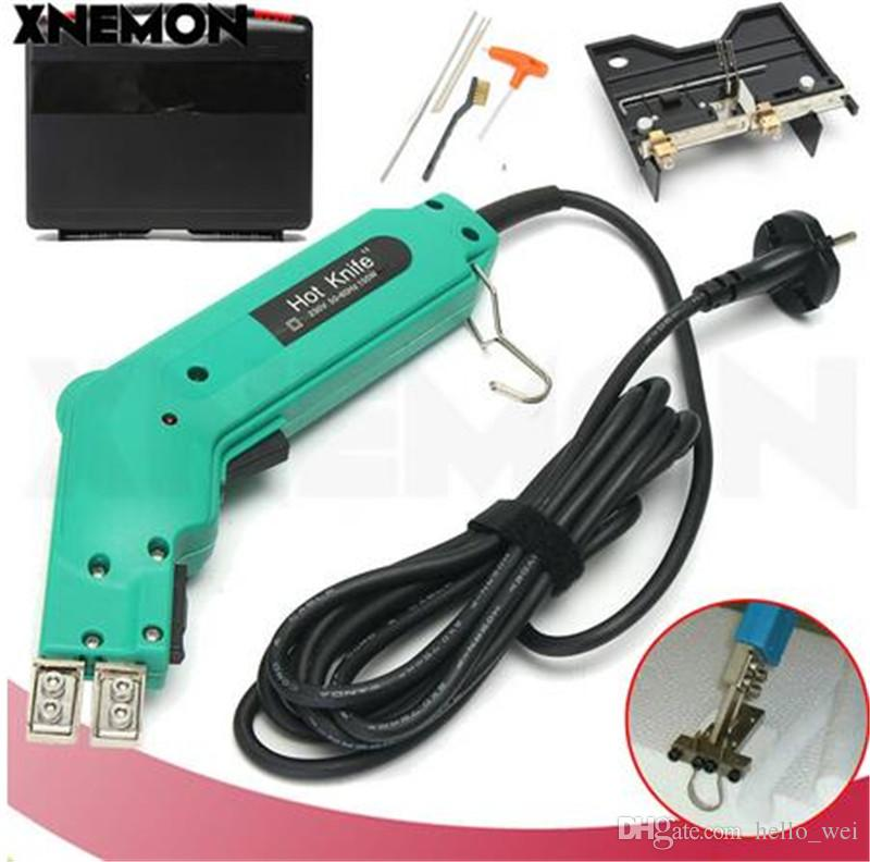 2018 Xnemon Groove Electric Hot Knife Foam Cutter Hot Wire Styrofoam ...