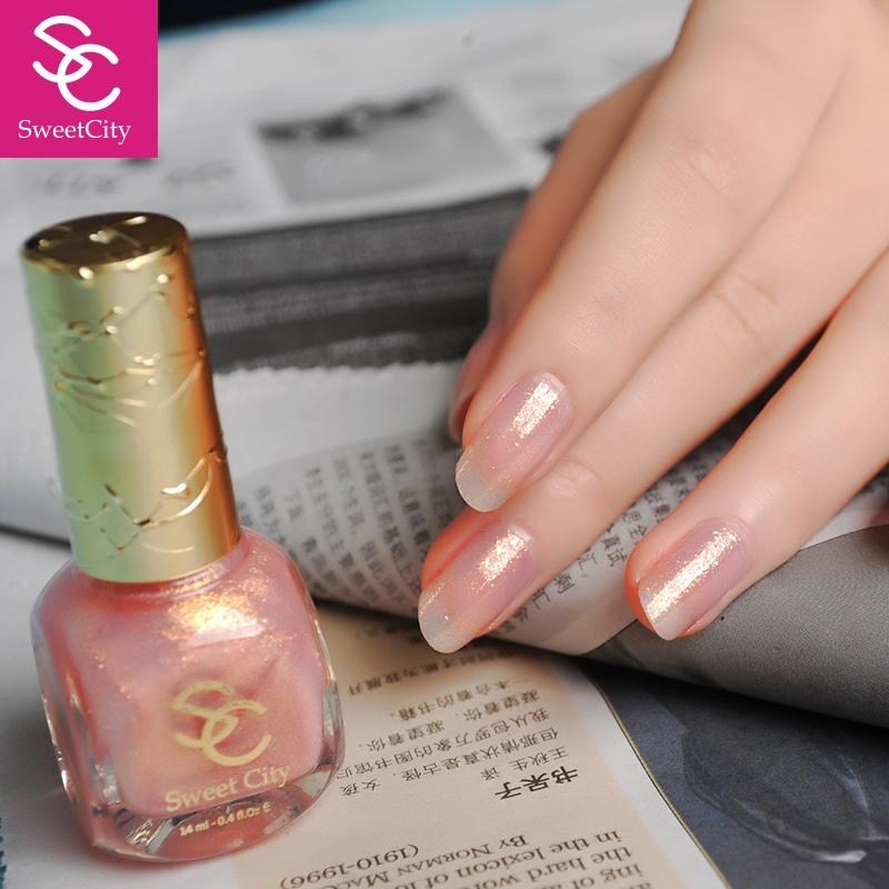 Wholesale SweetCity Brand High Quality Quick Dry Nail Polish ...