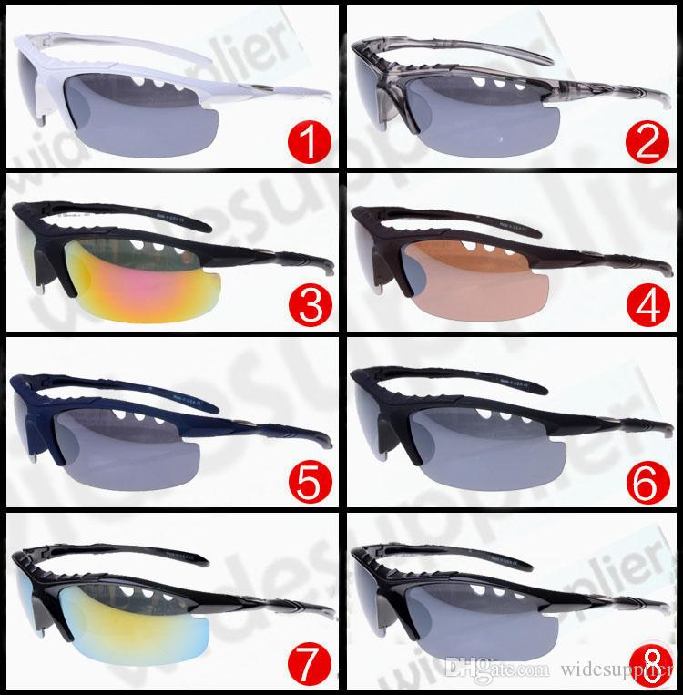 Hot 2017 Óculos De Sol Eyewear Moda Big Frame Óculos De Sol Da Marca Designer de Óculos De Sol para Homens e Mulheres Baratos óculos de Sol 8 Cores