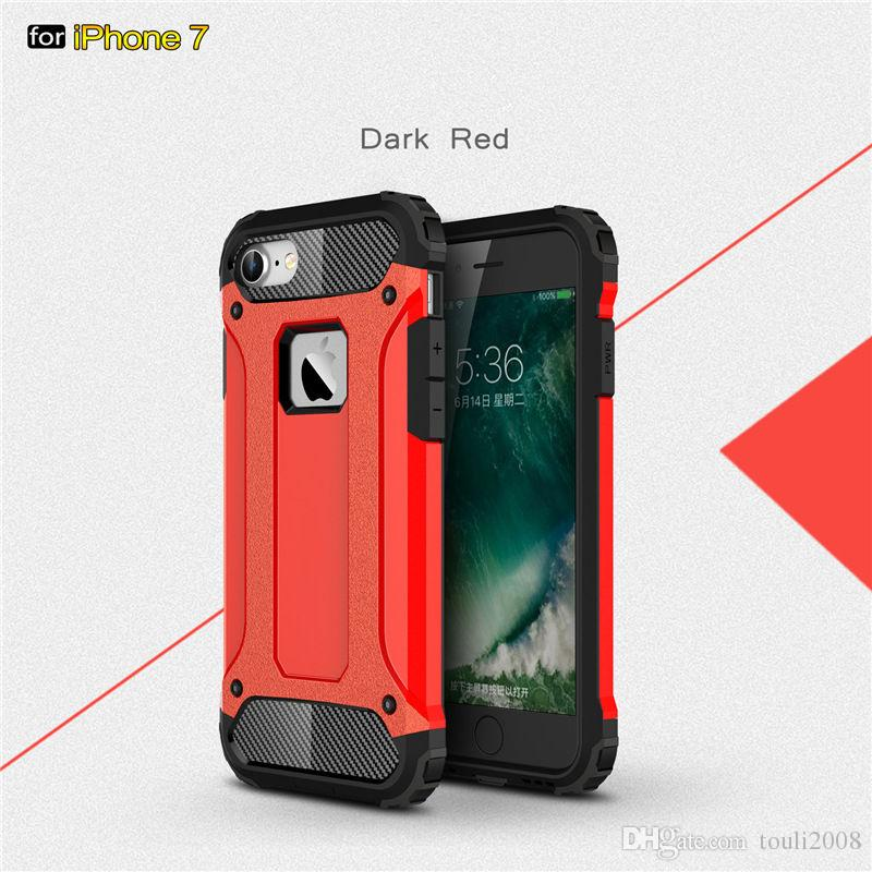 Armor Case Unicorn Beetle Pro Hybrid Defender Funda protectora a prueba de golpes Kickstand Feature Cover para iPhone 5s 6s 7 / Plus / para Samsung Galaxy