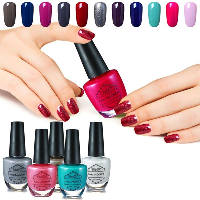 How To Choose Nail Polish For Nail Art | Hession Hairdressing