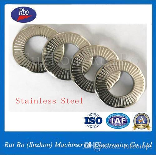 High Presion Stainless Steel SN70093 Spring Lock Washer/Washers with ISO M3  M3 5 M4 M5 M6 M7 M8 M10 M12 M14 M16 M20