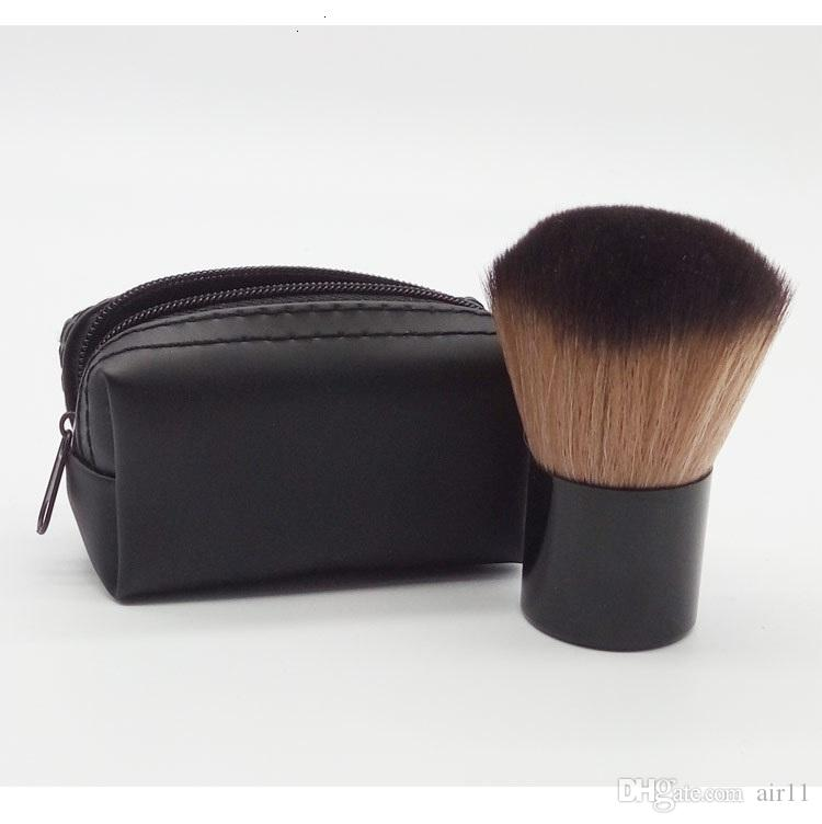 HOT Makeup M 182 rouge brush \blusher brush+Leather bag