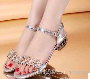 Bling Lady Düz Sandalet Rhinestone Flats Burnu açık Yaz Ayakkabı kadınlar için gladyatör sandalet tasarımcı sandalet kadın