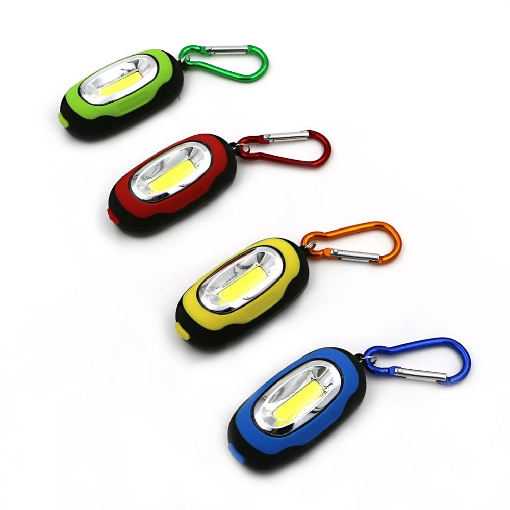 Großhandel Creative Cob Led Taschenlampe Licht 3 Mode Mini Lampe ...