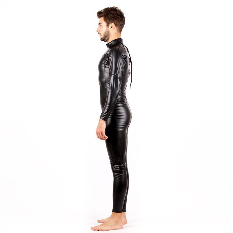 HXBY Full Body PU Waterproof One Piece Suits Swimwear Women Men Long Sleeve Arena Competitive Swimming Swimsuit Warm Bodysuit