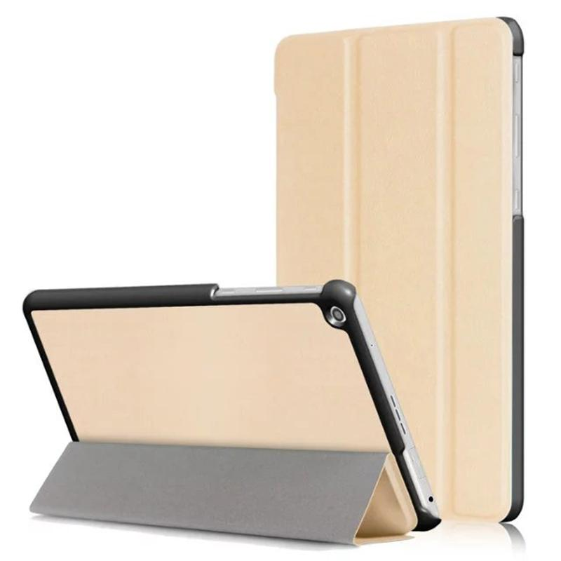 Luxury Three Folding PU Leather Case Cover for LG Gpad G Pad 3 G PAD3 10.1 X760 Tablet Ultra Thin Case