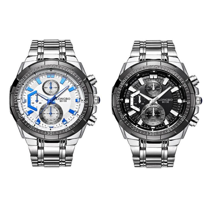 535a15301ac NEW 2017 LONGBO Watches Men Top Brand Fashion Watch Quartz Watch Male  Relogio Masculino Men Army Sports Analog Casual 80135 Men Wristwatches Quartz  Watch ...