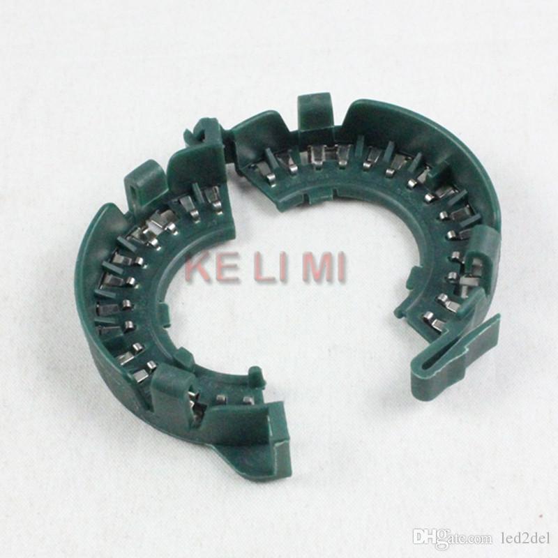 D1S D1R D1C D3S HID xenon ampul tutucu bankası Plastik Metal Hizmetliler yüzükler adaptörü Için Araba Kafa lambaları