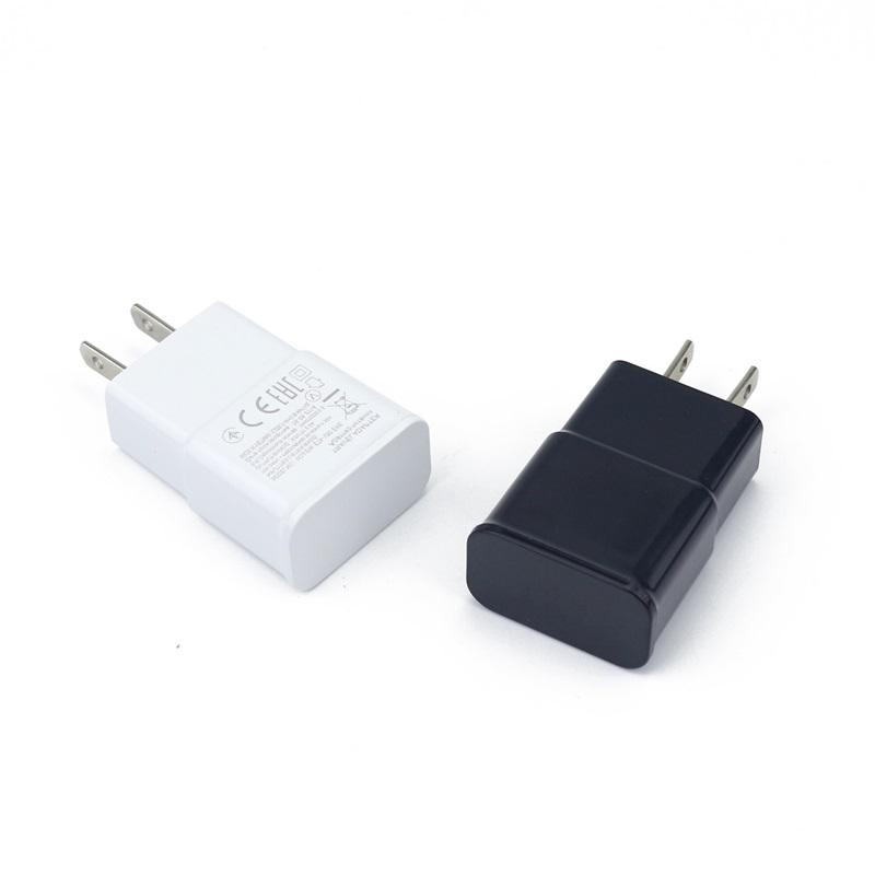 EU US Cell Phone Chargers Usb Charger Universal Mobile Charging Head Power Plug Wireless Bank 2600 Mah From