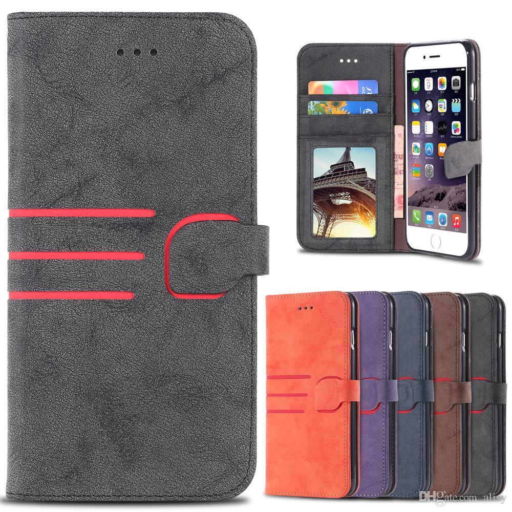 apple iphone 6s leather flip case