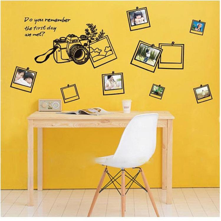 Do You Remember The Frist Day We Met Photo Wall Stickers Creative L ...