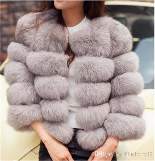 Gute Qualität Neue Mode Luxus Fuchspelz Weste Frauen Kurze Winter Warme Jacke Mantel Weste Vielzahl Farbe Für Wahl