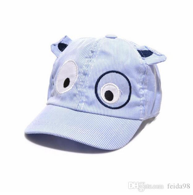 2017 kinder jungen mädchen niedlichen cartoon hund hut sonnenhut baseball cap baby fotografie requisiten baby motorhaube kinder hüte motorhaube enfant g594
