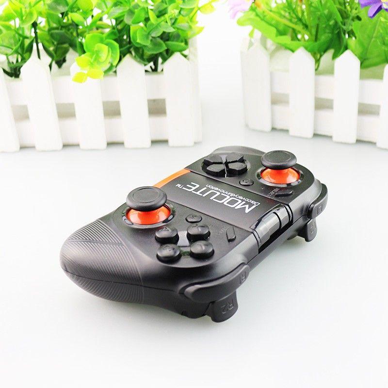 Neue ankunft MOCUTE-050 Gamepad Bluetooth Spiel Gaming Joystick Controller Shutter Fernbedienung für IOSAndiod Smart Phone TV BOX PC
