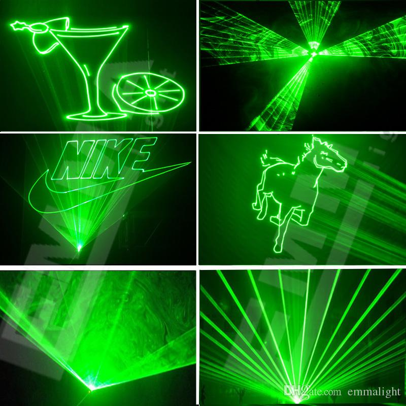 new arrival 1000mw green outdoor programmable holiday laser lighting