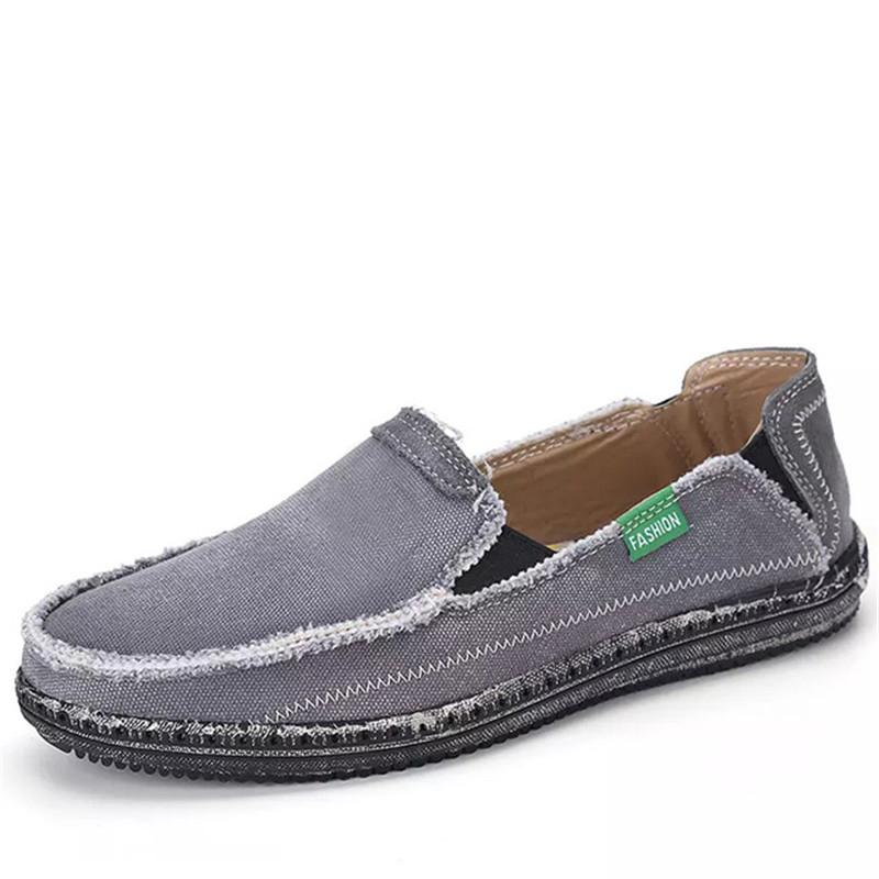 Men Footwear Casual Slip On Loafer Boat Shoes
