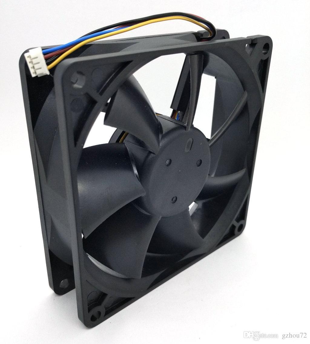 새로운 원본 DELTA AUB0912HH DC12V 0.40A 90 * 90 * 25MM 9cm 프로젝터 냉각 팬