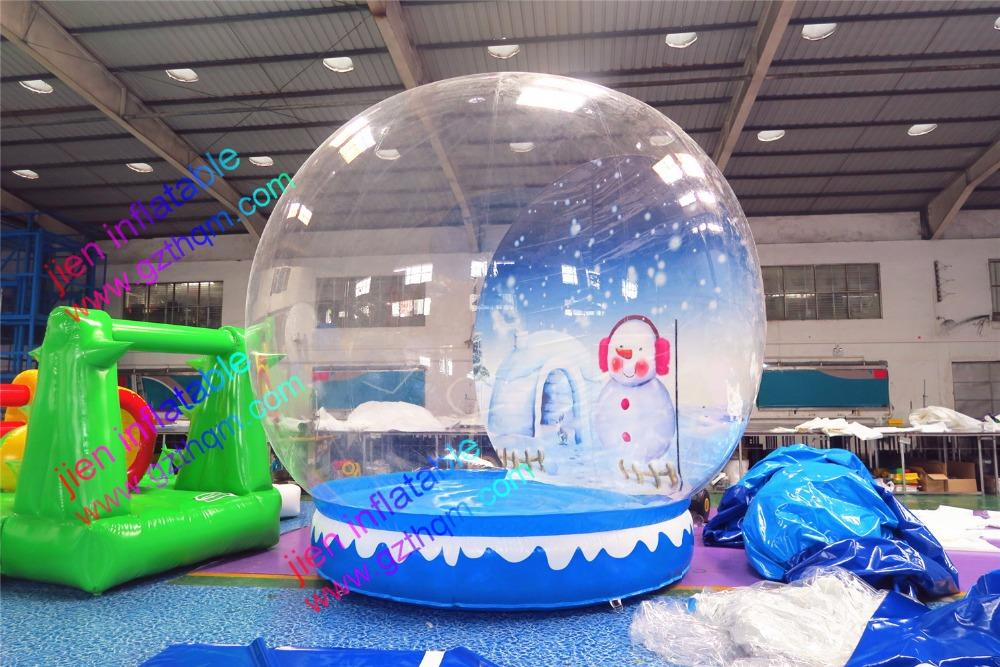 3mdia Inflatable Globe Ball Tentgiant Inflatable Christmas Human Size Snow Globe LInflatable Snowman Ball Online with $989.59/Piece on Sky51982015u0027s Store ... & 3mdia Inflatable Globe Ball Tentgiant Inflatable Christmas Human ...