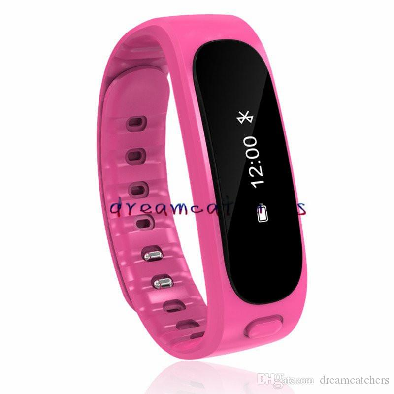 H9 Smart Wristband Bracelet Anti-lost Smartwatch Bluetooth Pedometer Sports Fitness Tracker Wristband for iPhone Samsung Android iOS