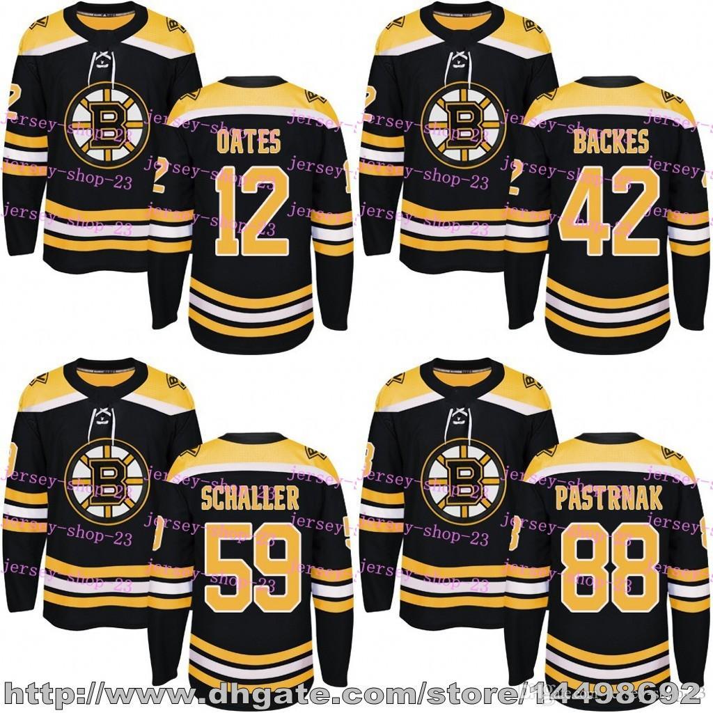 ... Jersey 2017 Customized Mens Womens Kids 2017 2018 New Logo Boston Bruins  12 Adam Oates 42 David Mikina NHL - Reebok ... 8740a33d9