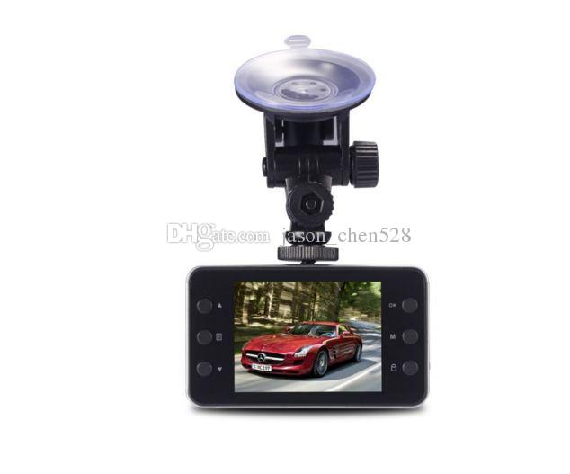 Car DVR K6000 NOVATEK 1080P Full HD LED Night Recorder Dashboard Vision Veicular Camera dashcam Carcam video Registrator