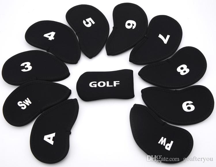 General golf iron sets high quality clubs protective number iron sets and putter sets