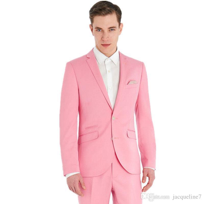 Acheter Hommes Slim Fit Costumes De Mariage Smokings De Marié