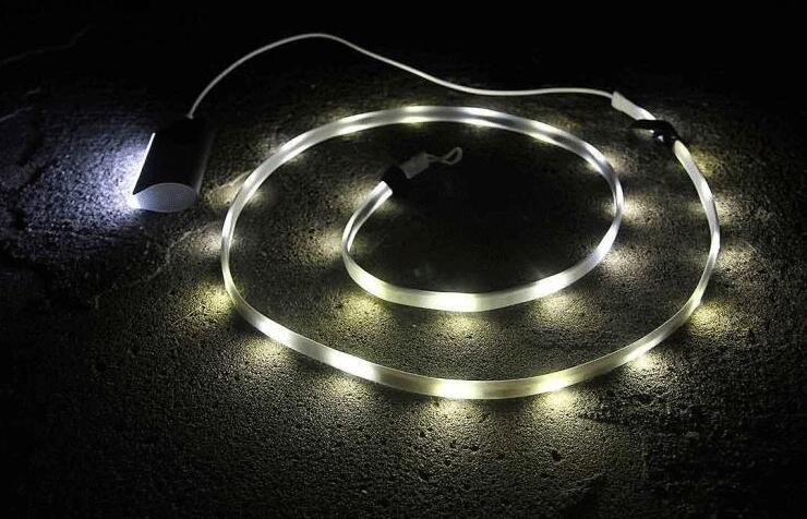 2017 Светодиодные полосы Фонарь Кэмп лампы 30см Длинный белый свет Палатка Светодиодные полосы Водонепроницаемый DC 5V Бесплатная доставка
