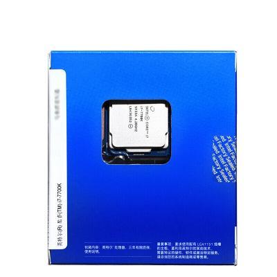 Original for Intel Core i7 7700K Processor 4.20GHz /8MB Cache/Quad Core /Socket LGA 1151 / Quad Core /Desktop I7-7700K CPU