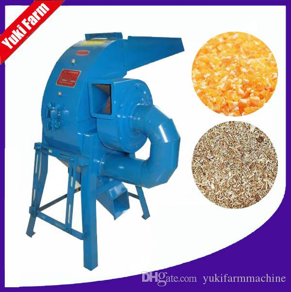 Maize Grinding Hammer Mill Animal Feed Crusher Corn Maize