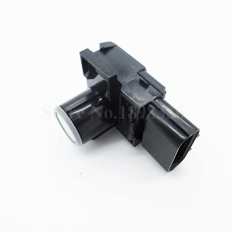 Para Honda Accord 03-15 Insight 09-15 Silver Black Blanco Coche PDC Park Distance Control Sensores 39680-TL0-G01 39680 TL0 G01