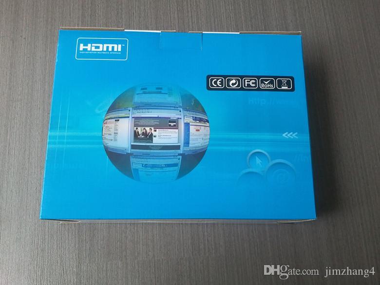 Ibay-hs102, envío gratis, suministro de fábrica, divisor de HDMI, 2 puertos HDMI de divisor-HDMI, 1 puerto de entrada 2 puertos de salida