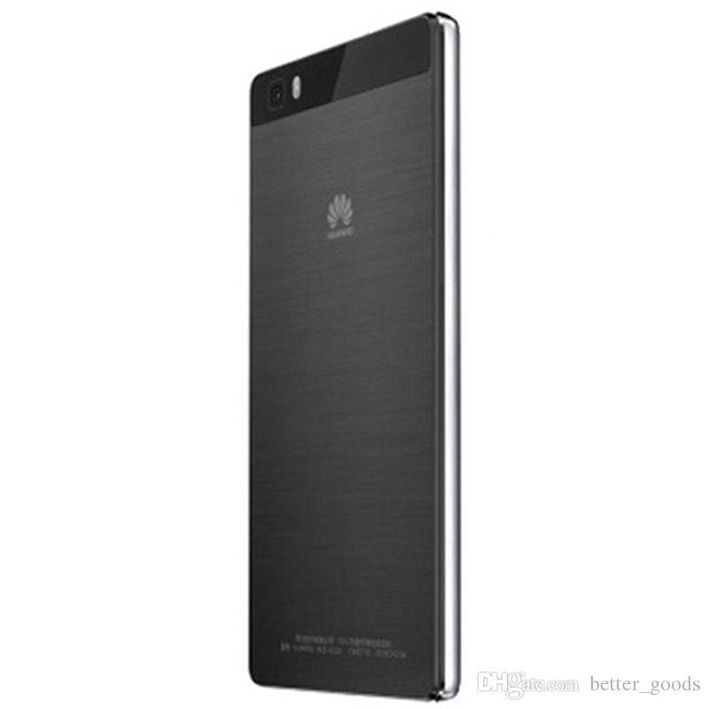 원래 화웨이 P8 라이트 4 그램 LTE 휴대 전화 Hisilicon Kirin 620 옥타 코어 2 기가 바이트 RAM 16 기가 바이트 ROM 안드로이드 5.0 인치 HD 13.0MP OTG 스마트 휴대 전화